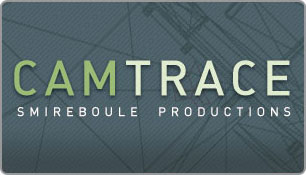 Camtrace3D logo